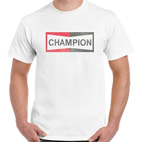 Champion T-Shirt Mens Once Upon a Time in Hollywood Top Brad Pitt as Worn by