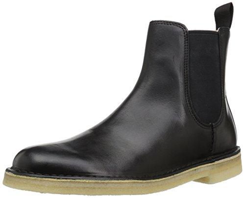 Clarks Men's Desert Peak Chelsea Boot, Beeswax Leather, 10.5 M US