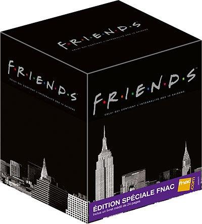 Friends - Coffret intégral des Saisons 1 à 10 - Edition Spéciale Fnac