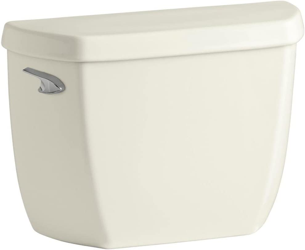 Kohler Wellworth Tank Lever Chrome for toilets with Canister Flush Valve