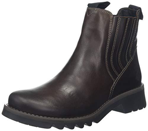 Fly London Mädchen Ralt541fly Chelsea Boots, Braun (Dk.Brown 001), 35 EU
