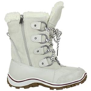 PAJAR Women's Alina Boots (37, Ice/White)