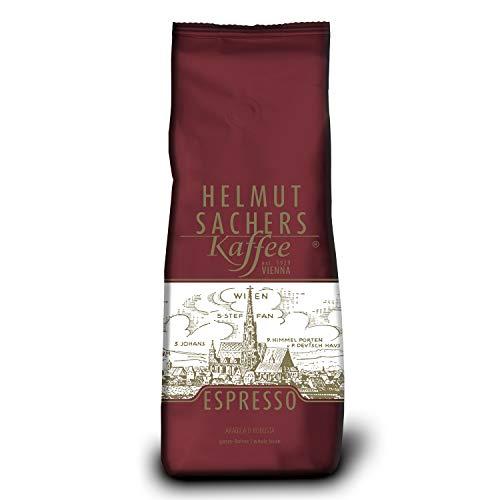 Helmut Sachers Kaffee Espresso, ganze Bohne, 500 g