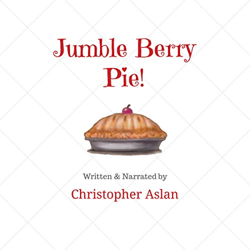 Jumble Berry Pie audiobook cover art