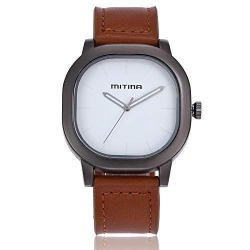 Simple Reloj, Reloj Nativo, muñeca Reloj mecanico automatico, Swiss Girl Watch, Cabeza...