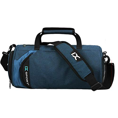 BECCYYLY Yoga Bag Men Gym Bags For Training Bag  Outdoor Sports Swim Women Dry Wet Gymtas Yoga Shoes Bag