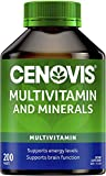 Cenovis Multivitamin and Minerals - General wellbeing - Supports energy levels and healthy