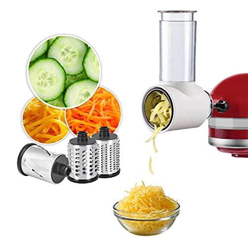 Slicer Shredder Attachment for KitchenAid Stand Mixer, Cofun Salad...