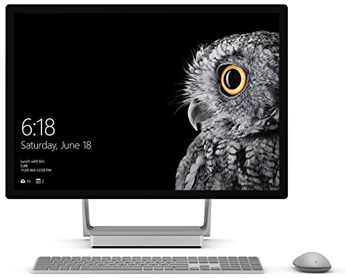 Microsoft Surface Studio Retail (1st Gen) (Intel Core i7, 32GB RAM, 2TB) W10P) (Renewed)