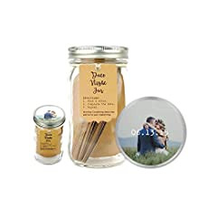 52 Romantic Date Night Ideas Jar Relationship Gifts For Couple Couple Gifts For Him And Her Best Gifts For Couples Gift For Wife Romantic Handmade Amazon Com