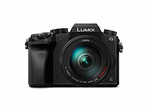 Appareil Photo Numérique Hybride Panasonic Lumix DMC-G7 - 16,84 mégapixels