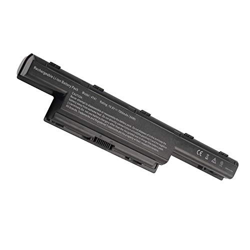 Zgszmall Replacement Laptop Battery [9-Cell/7800mAh] For Acer Aspire MS2290 MS2291 MS2307 MS2309 MS2310 MS2313 MS2319 MS2332 MS2343 NEW70 NEW80 NEW90 NEW75 P5WS0 PSWE0 P5WE6 PEW51 PEW71