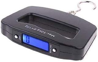 Neewer Digital Luggage Scale Up to 50 kg, Black