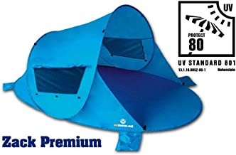 Outdoorer Zack II y rosa disponible en azul verde rosa