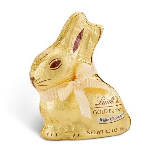 Lindt - White Chocolate Gold Bunny - 100g