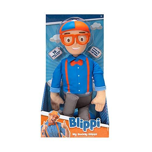 BLIPPI BLP0047, Color Figura con Sonidos (Toy Partner