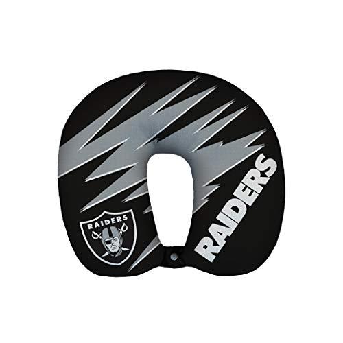 The Northwest Company NFL Las Vegas Raiders Nackenkissen, 33 x 30,5 cm