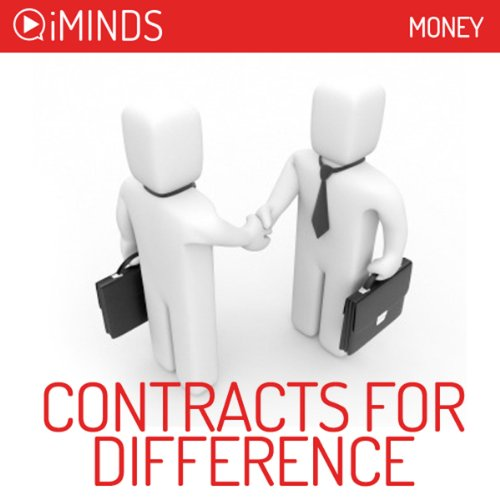 Contracts for Difference audiobook cover art