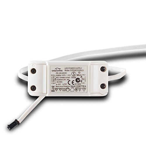 Preisvergleich Produktbild Mextronic LED Konstantstromquelle Trafo LED Konstantstromquelle 9W 200mA 20-40V DC LED Transformator für LED Beleuchtung