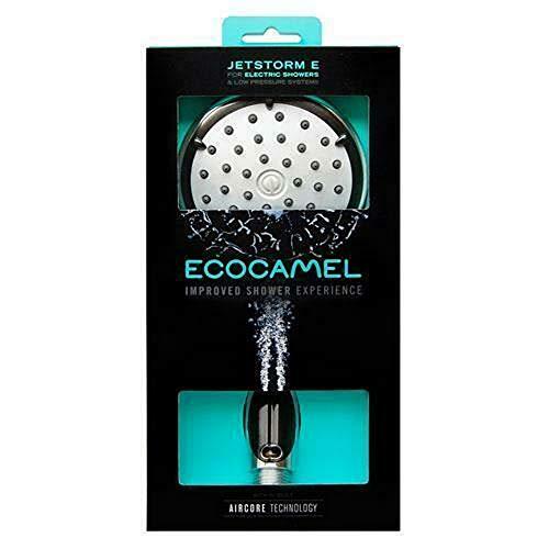 Ecocamel Jetstorm Handheld Shower Head Wand