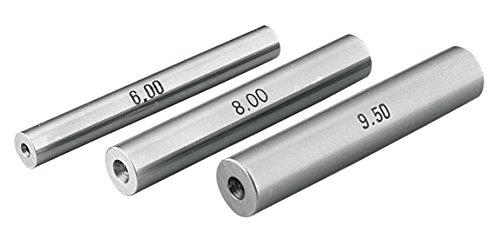 新潟精機 SK 鋼ピンゲージ 単品バラ センター穴付 全長50mm AC 6.85mm