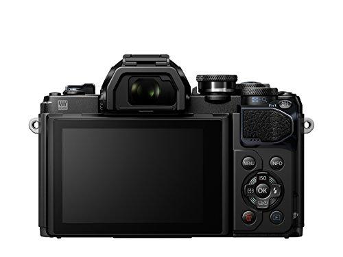 OLYMPUSミラーレス一眼カメラOM-DE-M10MarkIIIボディーブラック