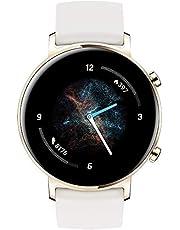 Huawei Watch GT2 (42 mm) – Smartwatch sport frostig vit