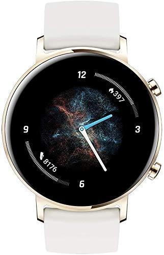 Huawei Watch GT2 (42mm) - Smartwatch Sport Frosty White, 55025400