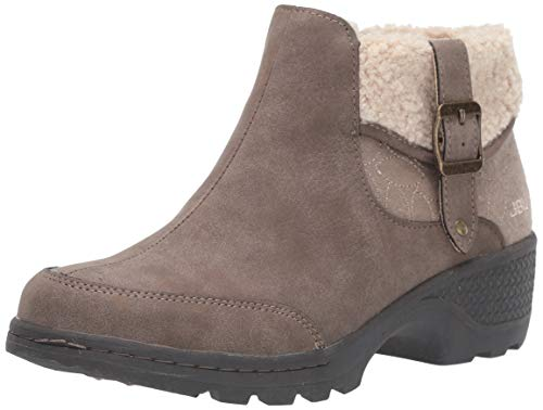 JBU by Jambu womens Haven Weather Ready Ankle Boot, Taupe, 8.5 US