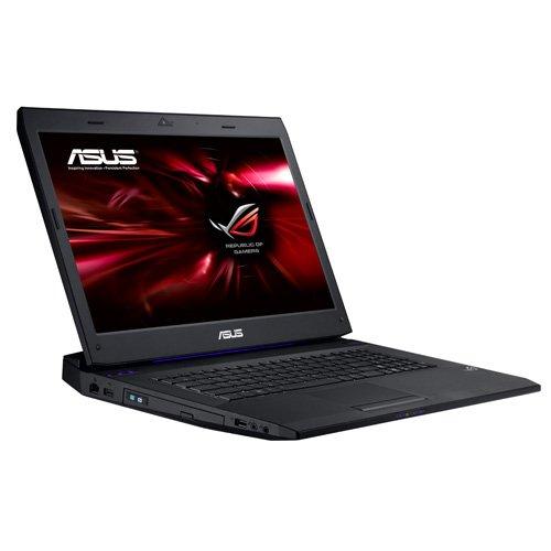 ASUS G73JH TY042V 43,9cm (17,3 Zoll) Laptop (Intel Core i5 520M, 2,4GHz, 4GB RAM, 640GB HDD, Mobility Radeon HD 5870, DVD, Win 7 HP)