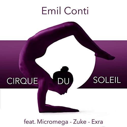 Emil Conti feat. Micromega, Zuke & Exra
