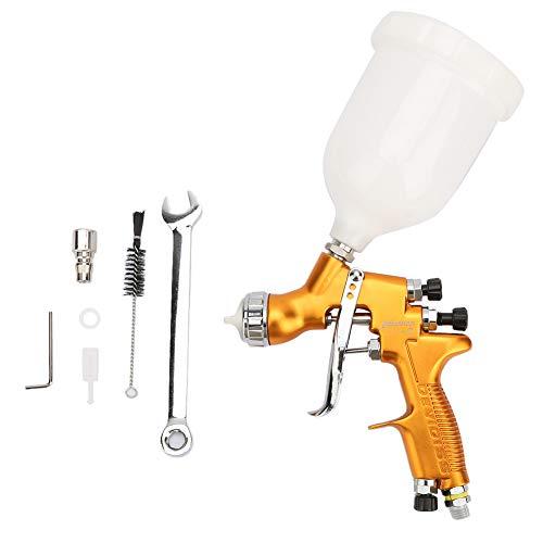 TAKE FANS Pintura al óleo para muebles del hogar, aerógrafo, alta atomización, pistola de pulverización, gravity-Feed, herramientas eléctricas profesionales