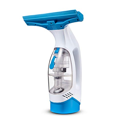 Tower T131001 Cordless Window Cleaner with Rechargeable Battery, 150 ml...