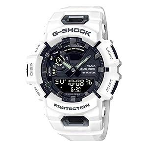[カシオ] 腕時計 ジーショック 歩数計測 Bluetooth 搭載 GBA-900-7AJF メンズ ホワイト