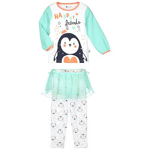 Petit Béguin - Pyjama fille manches longues Little Pingou - Taille - 10 ans