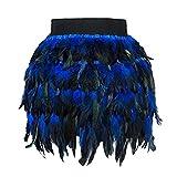 Vectry Faldas Azul Faldas Mujer Faldas Mujer Cortas Elegante Falda De Tul Mujer Falda Vaquera Falda Tutu Niña Falda Larga Faldas Cortas con Vuelo