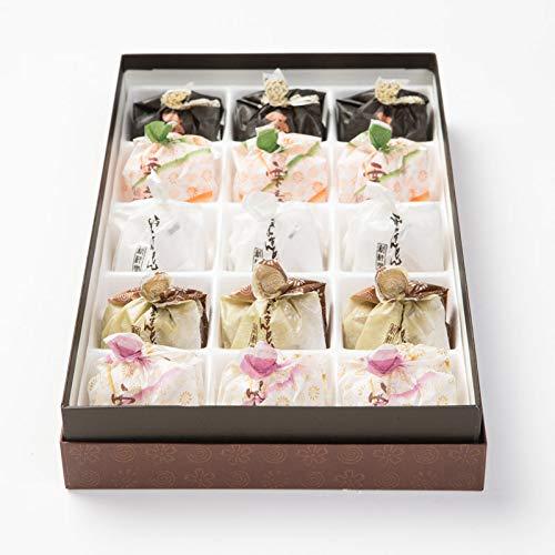 新杵堂 栗菓子5種 食べ比べ(栗きんとん 栗きんとんショコラ プレミアム栗きんとん 栗大福 栗三昧 各3個)