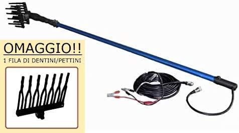 GrecoShop Motoabbacchiatore/Abbacchiatore/Scuotitore Olive/Scuotiolive/Scuoti Olive Elettrico 12V - ZLOME04 (cod.:3411)