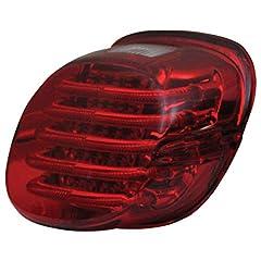 Plug and Play Installation DOT & SAE Compliant Modern LED Light Pipe Design Lifetime LED Warranty 5 Running Light Pipes and 25 Full Contrast Brake LEDs
