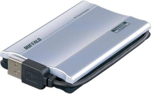 Buffalo SHD-UHR64GS 64GB Externe Festplatte (USB 2.0, Solid State, 6,4 cm (2,5 Zoll))