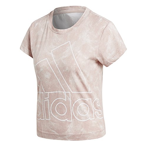 adidas ID Slim T-Shirt, Femmes, Id Slim, Multicolore (percen), XXS