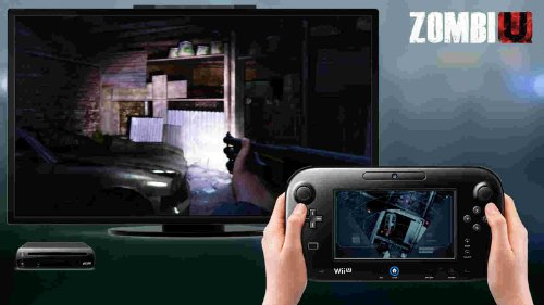 ZombiU(ゾンビU)-WiiU