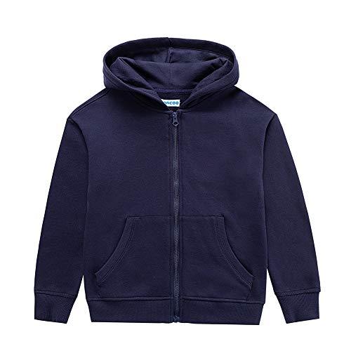 UNACOO Kid's Soft Brushed Fleece Fu…