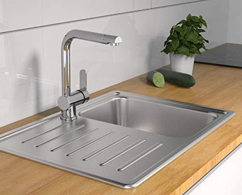 SCHÜTTE 79816 RIO Küchenarmatur, Chrom
