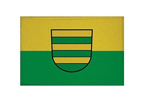 U24 Aufnäher Filderstadt Fahne Flagge Aufbügler Patch 9 x 6 cm