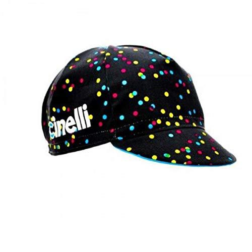 Cinelli Fahrradkappe Singlespeed, Caleido Dots, Cinelli7273