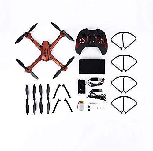 Matthew00Felix 2.4G 4CH 6-Axis Gryo 5.8G FPV Real-Time with 2.0MP Camera for JJRC H11D