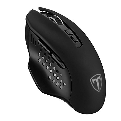 Mouse Laser wireless da gioco programmabile