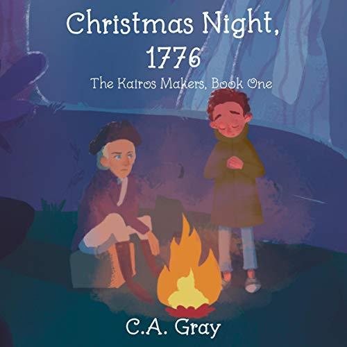 Christmas Night 1776  By  cover art