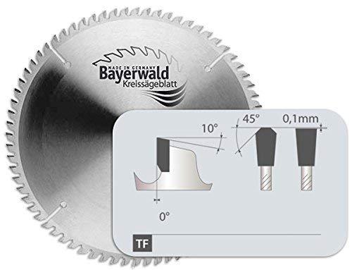 Bayerwald - HM Kreissägeblatt | Serie 11.73 - Trapezflachzahn | Dry Cutter Sandwich (Ø 400 mm x 35 mm x 120 Z)